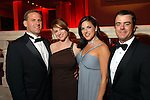 Stephanie and Scott Paget with Dacia and John Bryan at the Houston Grand Opera Ball at the Wortham Theater Saturday  April 05,2008. (Dave Rossman/For the Chronicle)