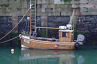 Fishing Trawler, Portpatrick, Galloway<br /> <br /> Copyright www.scottishhorizons.co.uk/Keith Fergus 2011 All Rights Reserved