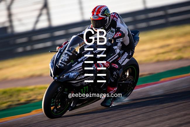 FIM Superbike World Championship, Test, 12-13 November 2019, Motorland Aragon, Spain, Jonathan Rea, Kawasaki
