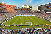 Santa Clara, CA - Monday June 06, 2016: Levi's Stadium during a Copa America Centenario Group D match between Argentina (ARG) and Chile (CHI) at Levi's Stadium.