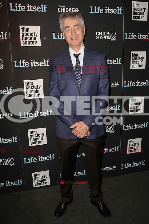 New York, NY - June 23 : Steve James attends the New York Premiere of Life Itself<br /> held at the Film Society of Lincoln Center Walter Reade Theater<br /> on June 23, 2014 in New York City. Photo by Brent N. Clarke / Starlitepics