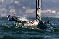Ready Steady Tokio Sailing 2019. ©PEDRO MARTINEZ/SAILING ENERGY/WORLD SAILING<br /> 17 August, 2019.