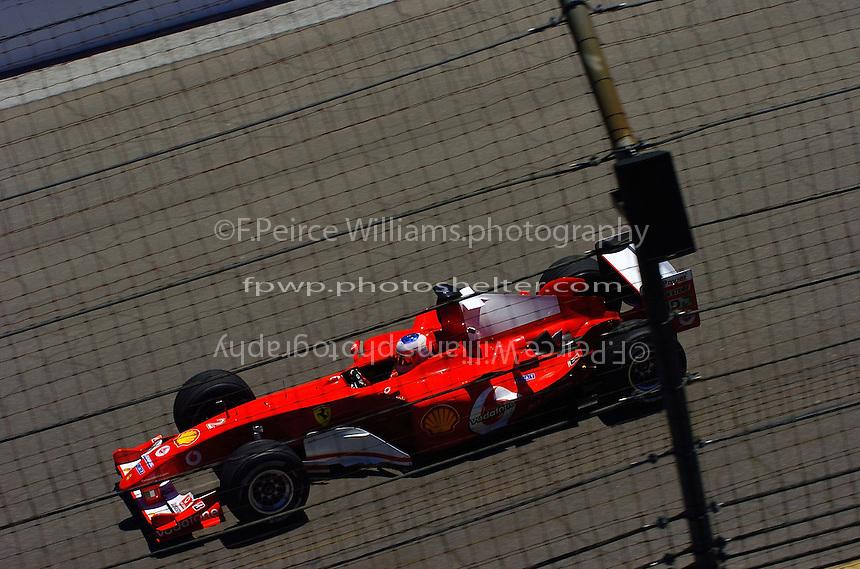 Rubens Barrichello (#2-Ferrari)