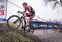 Michael Vanthourenhout (BEL/Pauwels Sauzen - Bingoal)<br /> <br /> 2020 Scheldecross Antwerp (BEL)<br /> <br /> ©kramon