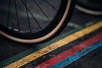 rainbow start grid<br /> <br /> Elite Men's Race<br /> UCI CX Worlds 2018<br /> Valkenburg - The Netherlands