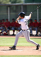 John Curtis / Chicago White Sox 2008 Instructional League..Photo by:  Bill Mitchell/Four Seam Images