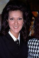 Celine Dion, February 1990<br /> photo (c)  G Mulderrig- Images Distribution