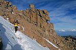 Ascension du Mont Kenya. Trek de 8 jours en empruntant la Route shirimon a la montee