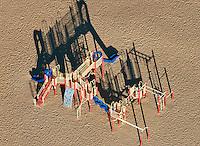 Playground. Las Animas, Colorado. Nov 2012.  83089