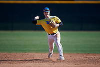 Nicklas Williams during the Under Armour All-America Tournament powered by Baseball Factory on January 19, 2020 at Sloan Park in Mesa, Arizona.  (Zachary Lucy/Four Seam Images)