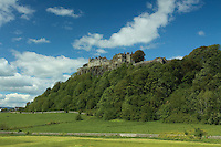 Stirling Castle from the King's Knot, Stirling<br /> <br /> Copyright www.scottishhorizons.co.uk/Keith Fergus 2011 All Rights Reserved