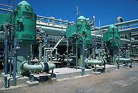 Geothermal power plant, Reno, Nevada