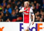 Nederland, Amsterdam, 5 november 2015<br /> Europa League<br /> Seizoen 2015-2016<br /> Ajax-Fenerbahce (0-0)<br /> Davy Klaassen, aanvoerder van Ajax