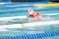 Santa Clara, California - Friday June 3, 2016: Mackenzie Duarte competes in the Women's 100 Long Course Meter Breaststroke event at the Arena Pro Swim Series.