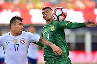 Copa America, Chile (CHI) vs Bolivia (BOL), June 10, 2016