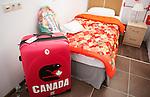 Sochi 2014. <br /> Team Canada gets settled in at the Athlete's Village // Équipe Canada s'installe au village des athlètes. 01/03/2014.