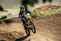 John Maynard, wheels up, NGR Championship during the Richard Fitch Memorial Trophy Motocross at Wakes Colne MX Circuit on 18th July 2021