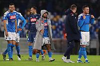 Lorenzo Insigne of Napoli dejection<br /> Napoli 09-11-2019 Stadio San Paolo <br /> Football Serie A 2019/2020 <br /> SSC Napoli - Genoa CFC<br /> Photo Cesare Purini / Insidefoto