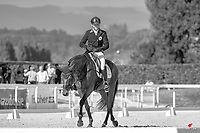CZE-Miloslav Prihoda Jr rides Ferreolus Lat during the Dressage. 2021 SUI-FEI European Eventing Championships - Avenches. Switzerland. Friday 24 September 2021. Copyright Photo: Libby Law Photography