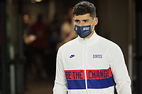 FORT LAUDERDALE, FL - DECEMBER 09: Sebastian Soto of the United States during a game between El Salvador and USMNT at Inter Miami CF Stadium on December 09, 2020 in Fort Lauderdale, Florida.