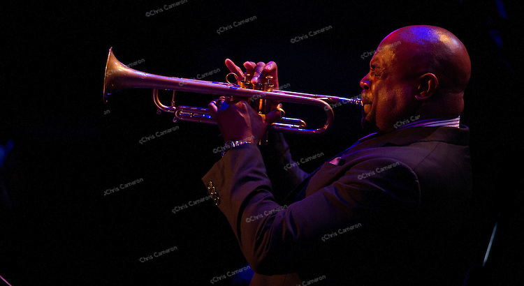 Terell Stafford Quintet -- This Side of Billy Strayhorn at Performance Works, Granville Island.