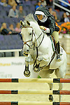 Helen Goddard Participates in the $20,000 Gamblers Choice Costume Jump at The 53rd annual Washington International Horse Show at the Verizon Center in  Washington D.C. on 10/27/11 (Ryan Lasek / Eclipse Sportwire)