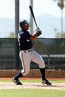 D'Vontrey Richardson - Milwaukee Brewers 2009 Instructional League.Photo by:  Bill Mitchell/Four Seam Images..