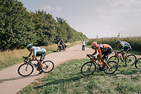 """cutting it short<br /> <br /> Antwerp Port Epic 2018 (formerly """"Schaal Sels"""")<br /> One Day Race:  Antwerp > Antwerp (207 km; of which 32km are cobbles & 30km is gravel/off-road!)"""