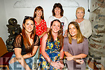Susan Fernane from Tralee celebrating her birthday in Bella Bia on Saturday.<br /> Seated l to r: Ciara Hill, Susan Fernane and Sarah Moloney. Back l to r: Noreen O'Halloran, Joan Hill and Angel Moloney.