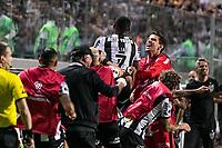 BELO HORIZONTE/MG - 20.08.19-ATLÉTICO-MG X LA EQUIDAD-(COL) - Gol de Elias durante partida entre Atlético-MG e La Equidad-Col, válida pelo jogo de ida das quartas de final da Copa Sulamericana, no Estadio Independência, Belo Horizonte, MG, nesta terça feira (20).(Foto Giazi Cavalcante/Codigo19)