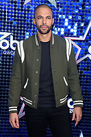 Marvin Humes<br /> arriving for the Global Awards 2018 at the Apollo Hammersmith, London<br /> <br /> ©Ash Knotek  D3384  01/03/2018
