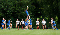 24 August 2019; Judy Bobbett during the Women's Interprovincial Championship match between Ulster and Leinster at Armagh RFC in Armagh. Photo by John Dickson / DICKSONDIGITAL