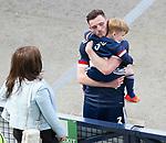 14.06.2021 Scotland v Czech Republic:  Andy Robertson at Full Time