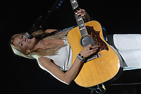 101106_MSFL_LM_SMG<br /> <br /> WEST PALM, FL - OCTOBER 11, 2006: John Mayer Joins Sheryl Crow on stage during her set dressed in a bear costume  performing at the Sound Advice Ampitheater. On October 11th, 2006 in West Palm, Florida.  (Photo by Storms Media Group) <br /> <br /> people: Sheryl Crow <br /> <br /> Must call if interested <br /> Michael Storms<br /> Storms Media Group Inc.<br /> 305-632-3400 - Cell<br /> MikeStorm@aol.com