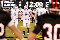 2015 NJSIAA High School Football Championships:  North 1, Group 2 final - Mahwah Thunderbirds vs Glen Rock Panthers at MetLife stadium, East Rutherford, NJ, Friday, December 4, 2015.  Mahwah defeated Glen Rock by the score of 38 - 13.