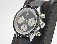 Rolex watched dubbed the 'Paul Newman' after its most famous owner has emerged for sale for £250,000