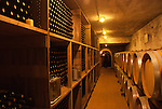 Wine & Barrel rooms of the Mercouri Estate Winery in Katakolon, Pyrgos,  Greece