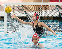 Stanford, CA; Saturday February 6, 2016; Women's Water Polo, Stanford vs San Jose State