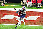 New England Patriots tight end Martellus Bennett (88) in action during Super Bowl LI at the NRG Stadium in Houston, Texas.