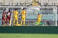 Alessandro Plizzari Livorno<br /> Campionato di calcio Serie BKT 2019/2020<br /> Livorno - Cittadella<br /> Stadio Armando Picchi 20/06/2020<br /> Foto Andrea Masini/Insidefoto