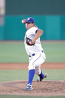 Esteban Guzman #35 of the San Jose State Spartans plays against the Hawaii Rainbows in the Western Athletic Conference post-season tournament at Hohokam Stadium on May 26, 2011 in Mesa, Arizona. .Photo by:  Bill Mitchell/Four Seam Images.