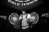 Rotterdam, The Netherlands, 12 Februari 2020, ABNAMRO World Tennis Tournament, Ahoy, Robin Haase (NED).<br /> Photo: www.tennisimages.com
