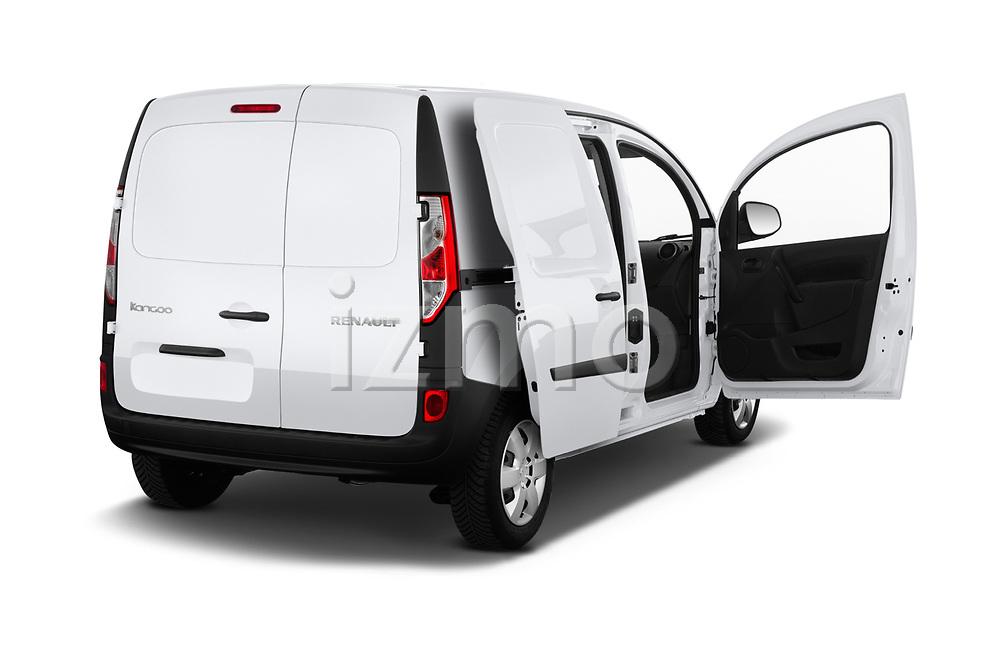 Car images close up view of a 2019 Renault Kangoo Energy Extra 4 Door Car van doors