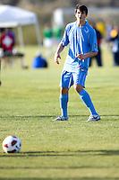 2010 US Soccer Development Academy Winter Showcase U17/18 Seacoast United vs Internationals at Reach 11 Soccer Complex in Phoenix, Arizona in December of  2010.