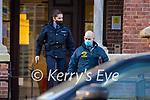 Garda Orla O'Shea and Detective Garda Finbarr O'Donovan at Cork Court on December 29th.