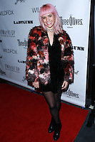 LOS ANGELES, CA, USA - DECEMBER 14: Ilse Valfre arrives at the Wayke Up Fundraiser presented by Wildfox and Ladygunn Magazine hosted by Nikki Reed held at the Sofitel Hotel on December 14, 2014 in Los Angeles, California, United States. (Photo by David Acosta/Celebrity Monitor)