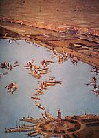 Plan of Chicago, 1909, Daniel Burnham