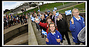 22/09/2008  Copyright Pic: James Stewart.File Name : 13_mod_march.MOD 2008 :: FORT WILLIAM TO FALKIRK WALK.PRIMARY SCHOOL PUPILS START THEIR MARCH FROM THE FALKIRK WHEEL TO THE MUNICIPAL BUILDINGS.James Stewart Photo Agency 19 Carronlea Drive, Falkirk. FK2 8DN      Vat Reg No. 607 6932 25.Studio      : +44 (0)1324 611191 .Mobile      : +44 (0)7721 416997.E-mail  :  jim@jspa.co.uk.If you require further information then contact Jim Stewart on any of the numbers above........
