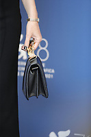 """VENICE, ITALY - SEPTEMBER 10: Marie Drucker at the photocall for """"Un Autre Monde"""" during the 78th Venice International Film Festival on September 10, 2021 in Venice, Italy. <br /> CAP/GOL<br /> ©GOL/Capital Pictures"""