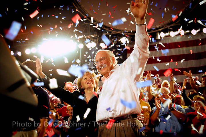 DIGITAL: RC: 0900: Victory 2004 Rally.  RESTRICTED.